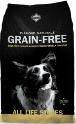 Diamond Naturals Grain Free Dog Chicken & Sweet Potato  2,26kg