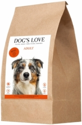 Dog´s Love Adult Hovězí  2kg