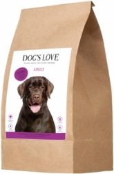 Dog´s Love Adult Jehněčí  2kg