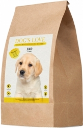 Dog´s Love Junior Kuře  2kg