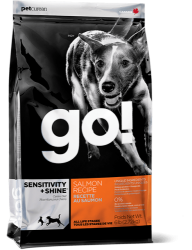 PETCUREAN GO! Sensitivity + Shine 11,33kg