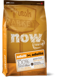 PETCUREAN NOW FRESH Grain Free Adult 11,33kg