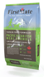 First Mate Pacific Ocean Fish Meal Large Breed Formula 13kg
