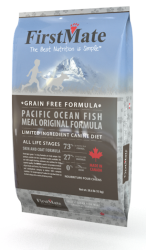 First Mate Pacific Ocean Fish Meal Original Formula  2,3kg