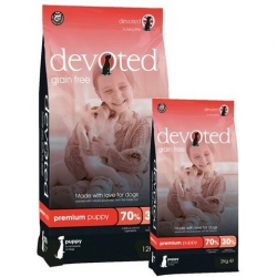 Devoted Grain Free Dog PREMIUM PUPPY 12kg