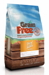 Best Breeder Grain Free Dog Chicken, Sweet Potato & Herb 12kg