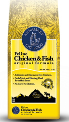 Annamaet Feline Chicken & Fish Original Formula 5,44kg