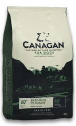 Canagan Grain Free Dog Free-Run Chicken  6kg