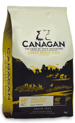 Canagan Grain Free Dog Large Breed Free-Run Chicken 12kg