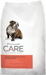 Diamond Care Weight Management Formula for Adult Dog 11,33kg