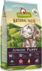 GranataPet Natural Taste Puppy 12kg