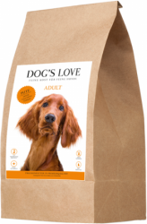 Dog´s Love Adult Krocan 12kg