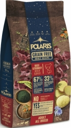 Polaris Grain Free Dog Adult All Breed Beef & Turkey 12kg