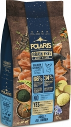 Polaris Grain Free Dog Adult All Breed Salmon & Turkey 12kg