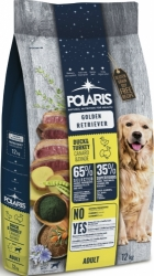 Polaris Grain Free Dog Adult Golden Retriever Duck & Turkey 12kg