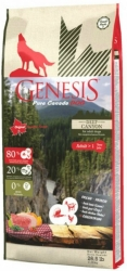 Genesis Pure Canada Grain Free Dog Adult Deep Canyon 11,79kg