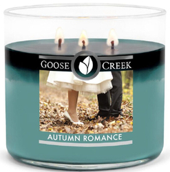 Goose Creek Candle Autumn Romance 410g