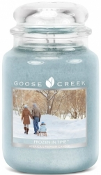 Goose Creek Candle Vonná svíčka Frozen in Time 680g