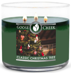 Goose Creek Candle Classic Christmas Tree 410g