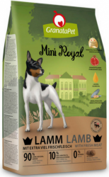 GranataPet Mini Royal Lamb 1kg