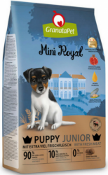 GranataPet Mini Royal Puppy & Junior 1kg