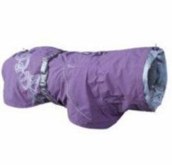 Hurtta Bunda Drizzle Coat Purple 40cm