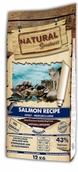 Natural Greatness Grain Free Dog Medium & Large Breed Salmon Recipe 12kg