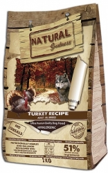 Natural Greatness Grain Free Dog Turkey Recipe  2kg