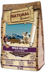 Natural Greatness Grain Free Dog Wild Recipe  2kg