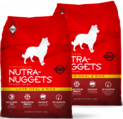 Nutra Nuggets Dog Lamb Meal & Rice 2x15kg