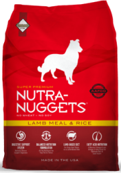 Nutra Nuggets Dog Lamb Meal & Rice 15kg