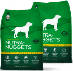 Nutra Nuggets Dog Performance 2x15kg