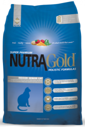 NutraGold Holistic Indoor Cat Senior 3kg