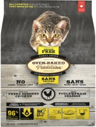 Oven-Baked Tradition Grain Free Cat Adult Chicken 2,27kg