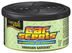 CALIFORNIA SCENTS Automotive Air Freshener Hawaiian Gardens
