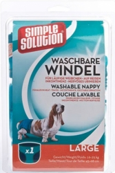 Simple Solution Washable Nappy 1ks L