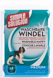 Simple Solution Washable Nappy 1ks  M