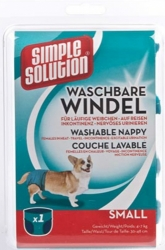 Simple Solution Washable Nappy 1ks   S
