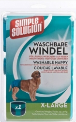 Simple Solution Washable Nappy 1ks XL