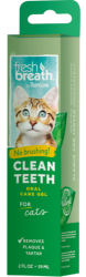 TropiClean Fresh Breath Oral Care Gel for Cats 59ml