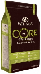 Wellness CORE Grain Free Dog Healthy Weight Turkey Recipe  1,8kg