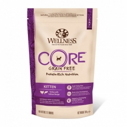 Wellness CORE Grain Free Cat Kitten Turkey with Salmon Recipe  300g