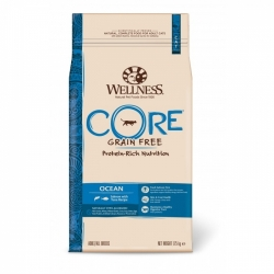 Wellness CORE Grain Free Cat Ocean Salmon with Tuna Recipe 1,75kg
