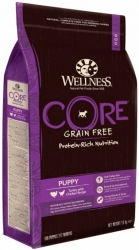 Wellness CORE Grain Free Dog Puppy Turkey with Chicken Recipe 1,5kg
