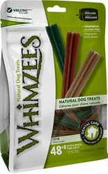 Whimzees Natural Dental Care Stix    XSmall 48+8ks