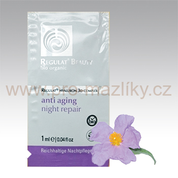 Anti Aging noční krém 1 ml